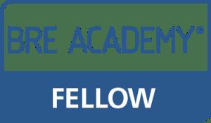 BRE Academy Fellow Logo