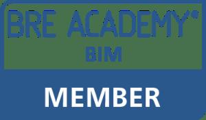BRE Academy Member Logo BIM