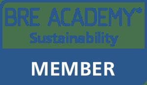BRE Academy Member Logo Sustainability