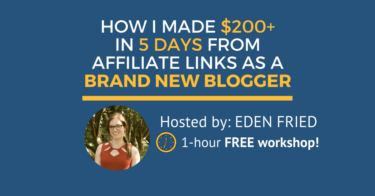 Bread & Butter Blogging - the ultimate blogger university