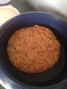 Wheat jag cake