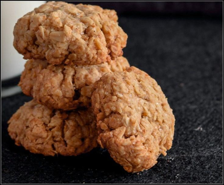 Oats Cinnamon Cookies