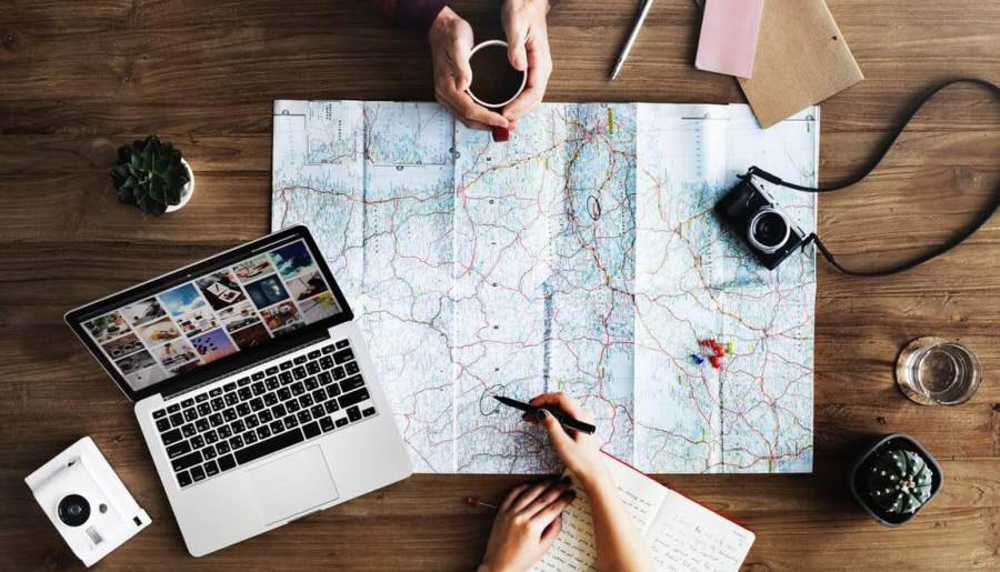 Introducing BreadCrumbsHQ: The Ground Breaking App That's Redefining Trip Planning