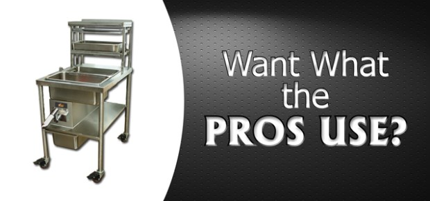 Breading Table Commercial Breading Table