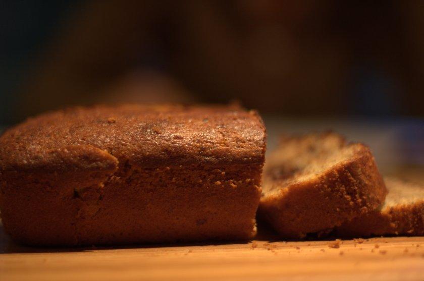 Banana and Chocolate Chip Cake