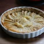 Everyday apple tarte