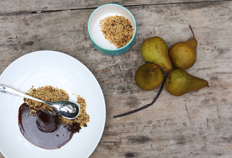 It is all about pears