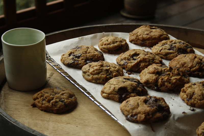 cookies au chocolat gourmants