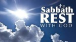 Invitation For A Sabbath-Rest With God