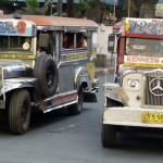 Jeepney, Manila 2012