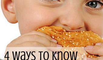 4 Ways To Ensure Your Kids Are Eating Healthy
