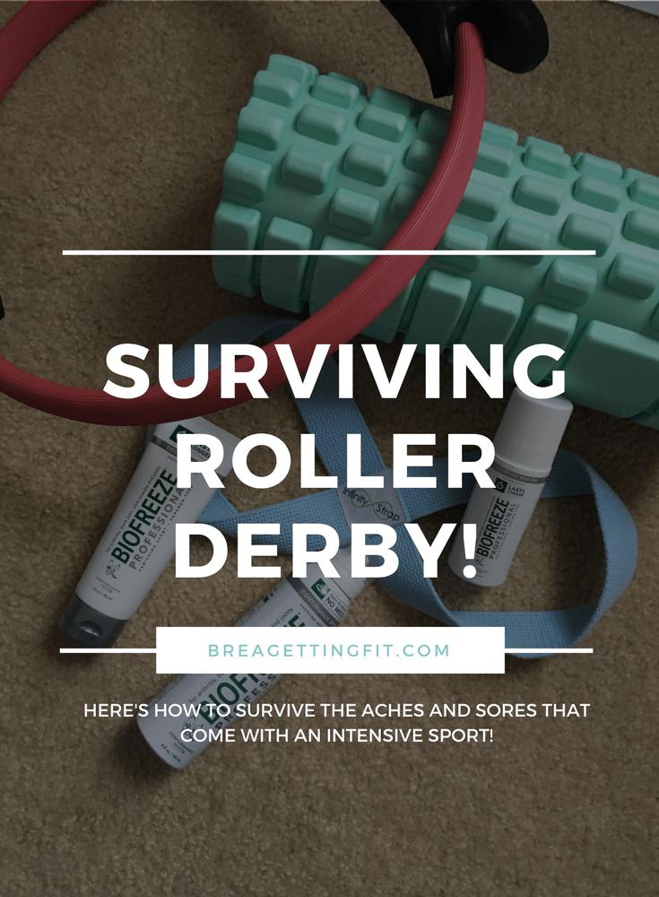surviving roller derby