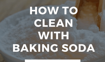 31 Frugal Ways To Clean With Baking Soda