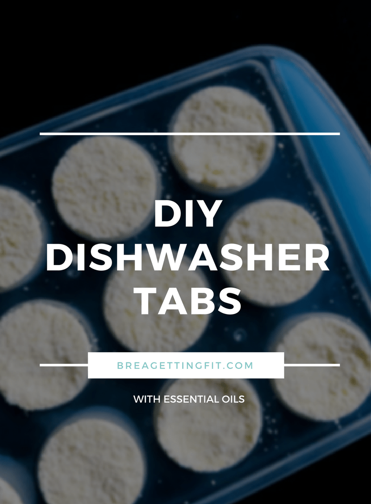 DISHWASHER TABS