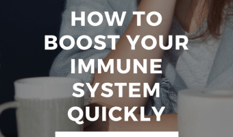 How to Boost Your Immune System Quickly