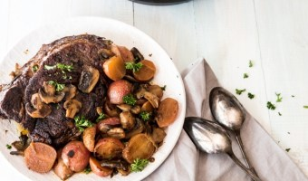 Easy Instant Pot Paleo Pot Roast