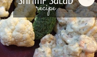 Killer Shrimp Salad Recipe {Trim Healthy Mama S}