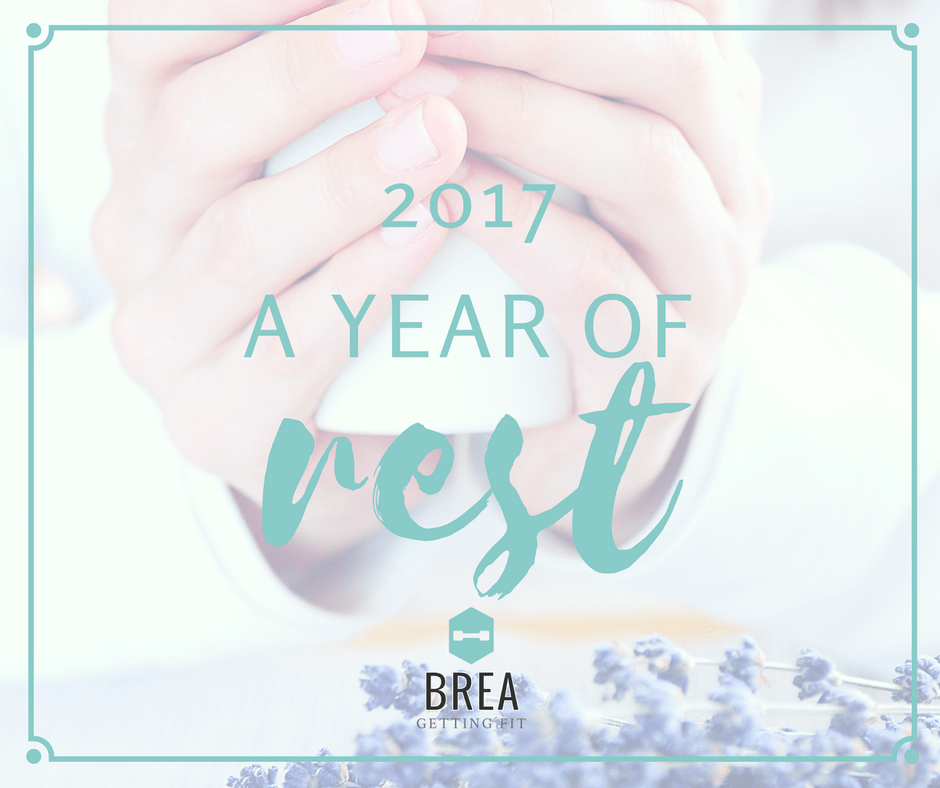 year of rest