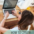 Have you always wanted to start your own blog but have no idea how? Get yourself up and writing in no time!