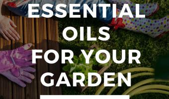 4 Essential Oils Your Garden Will Love