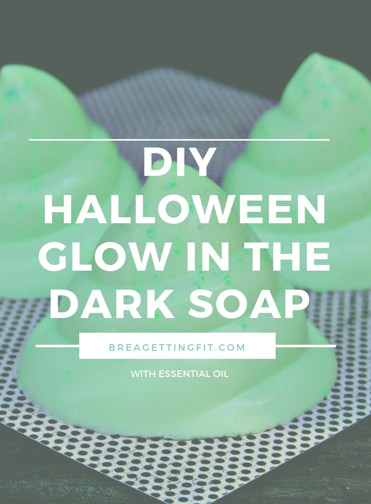 glow in the dark soap