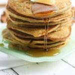 pumpkin pancakes gluten free