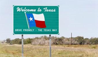 Goodbye Texas