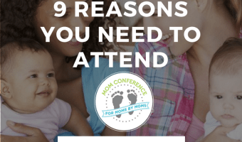 9 Reasons You Need to Be at The Mom Conference