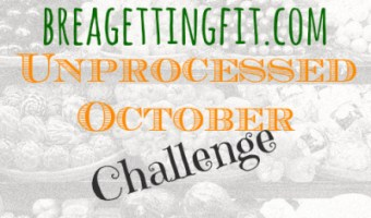 Unprocessed October: My Weekly Shopping Trip