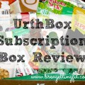 urthbox subscription box review