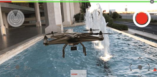 DroneTopolis AR App