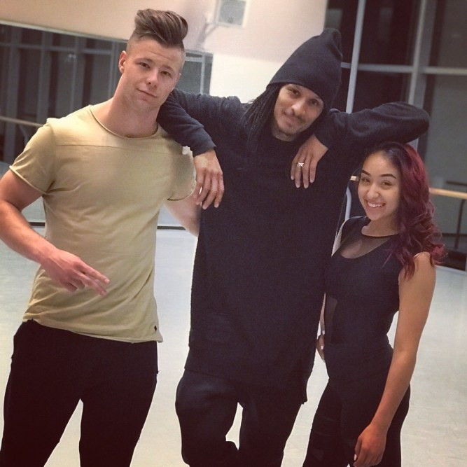 Luka, Jenalyn and Laurent