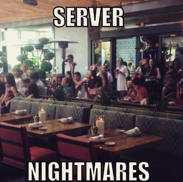 28 Funny Memes Servers Can Related