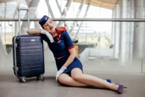 Best shoes for flight attendants