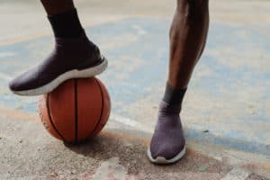 how to fix slippery basketball shoes