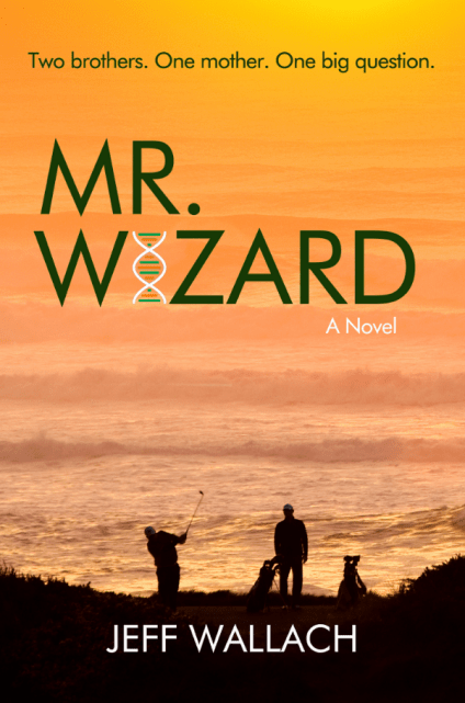 Mr. Wizard book cover