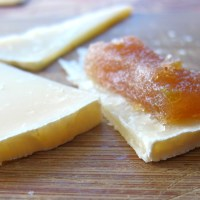 Quince Paste with Manchego