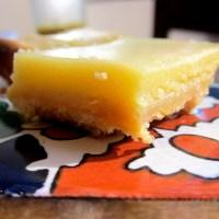If-in-doubt Lemon Tarts