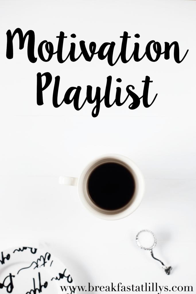motivation playlist
