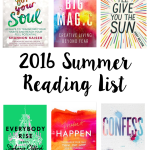 2016 summer reading list by popular San Antonio lifestyle blogger Breakfast at Lilly's