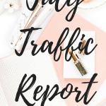 July traffic report