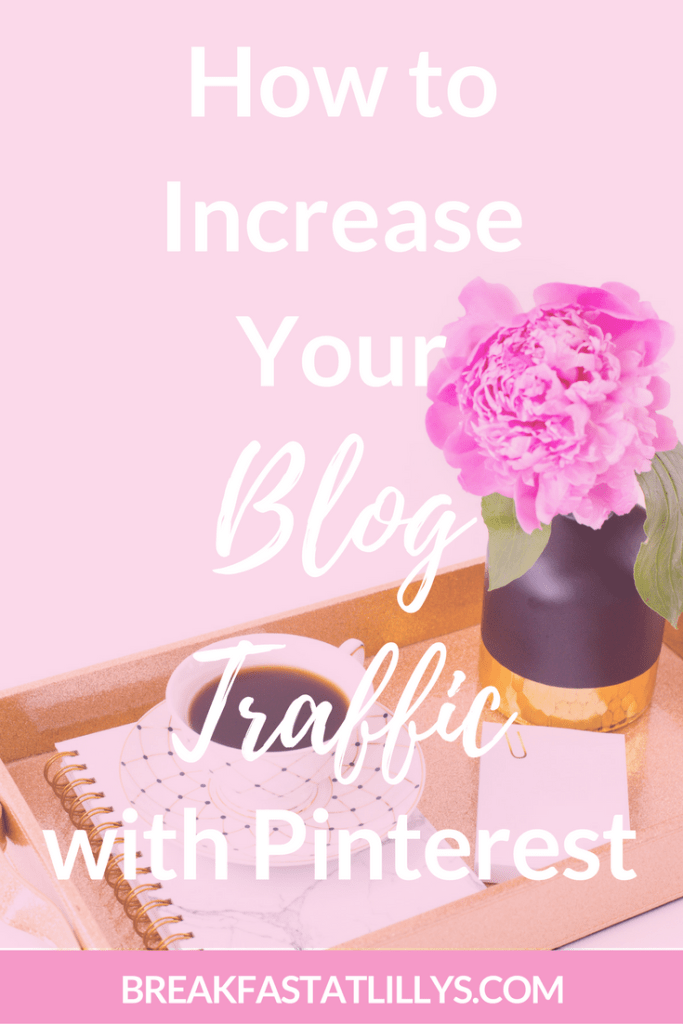 Increase Your Blog Traffic With Pinterest