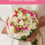 Today on Breakfast at Lilly's I'm sharing my 2 month wedding update.