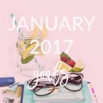 January 2017 Goals