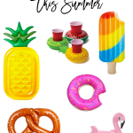 Best Pool Floats for the Summer by popular Houston lifestyle blogger, Breakfast at Lilly's
