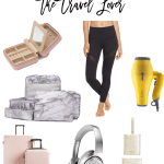 Today I'm sharing a gift guide for the travel lover on Breakfast at Lilly's.