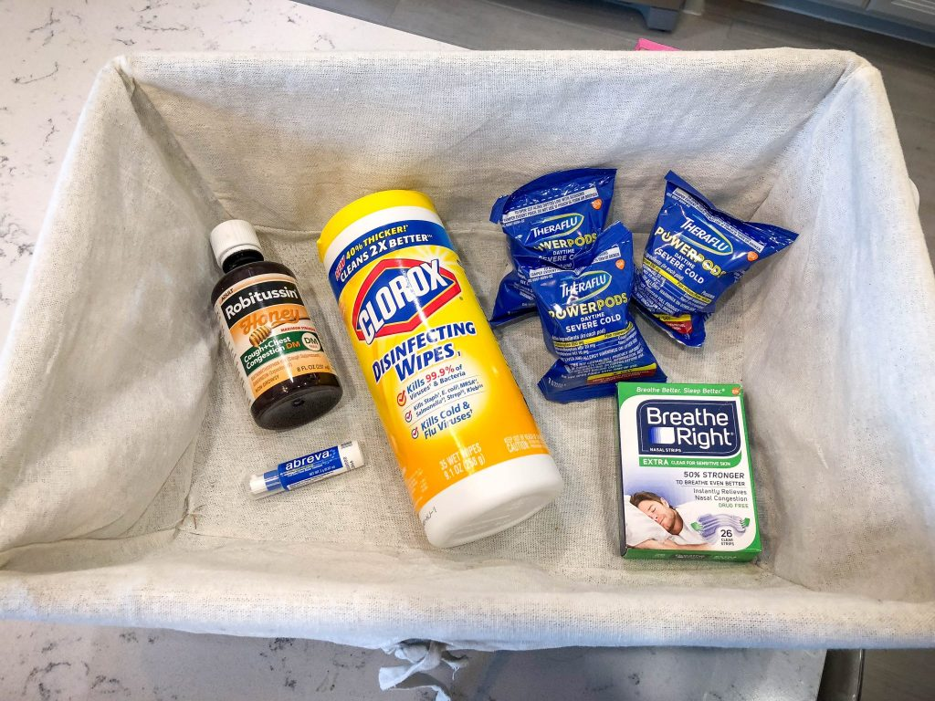 Collective Bias, Inc.   Abreva   Breathe Right   Clorox   Robitussin   Theraflu   How to Combat Cold and Flu Season featured by top Houston life and style blog Breakfast at Lilly's