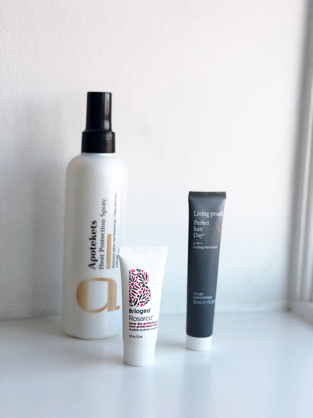 My Sulfate- and Silicone-Free Starter Kit // Healthy Hair