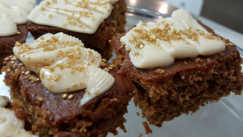 Susan's Gingerbread Cake