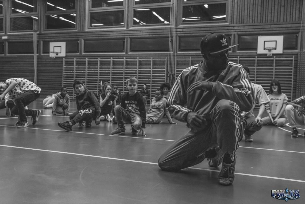 Workshop Bboy Sosickx et Swing